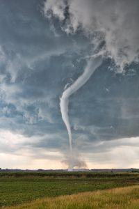 Tornado by Mark Nicholas