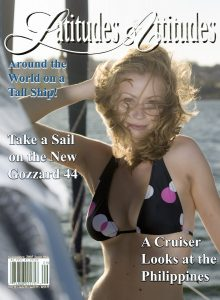 Lats and Atts Magazine Cover by Mark Nicholas