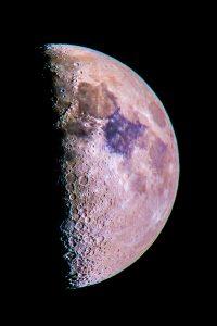 Lunar Image by Mark Nicholas