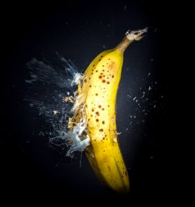 Banana by Mark Nicholas