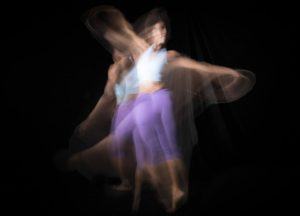 Motion Dancer by Mark Nicholas