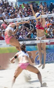 World Series of Beach Volleyball - 2016