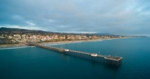 San Clemente Pier by Mark Nicholas