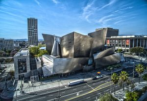 Disney Music Hall by Mark Nicholas