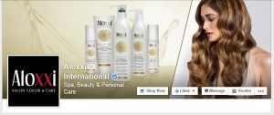Aloxxi Collection for Facebook by Mark Nicholas