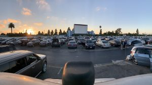 Full House at the Drive In