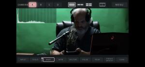 Mark Podcasting