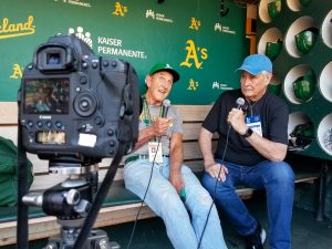 On Location - Oakland A's