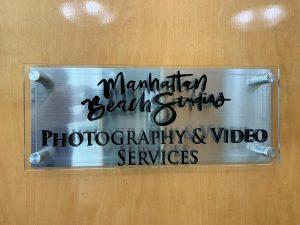 MBS Door Sign